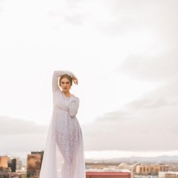 Modern Modest Metropolitan Bridal Inspiration – J Noelle Designs – Hiliary Stewart 23