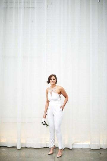 Modern Two Part Wedding With A Stylish Jumpsuit – Bri Johnson Photography 11