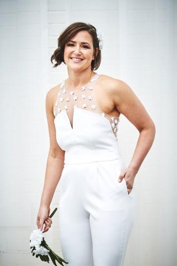 Modern Two Part Wedding With A Stylish Jumpsuit – Bri Johnson Photography 13