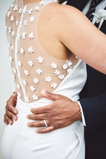 Modern Two Part Wedding With A Stylish Jumpsuit – Bri Johnson Photography 14