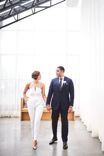 Modern Two Part Wedding With A Stylish Jumpsuit – Bri Johnson Photography 26