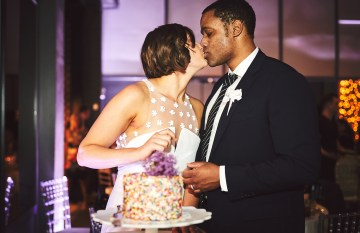 Modern Two Part Wedding With A Stylish Jumpsuit – Bri Johnson Photography 7