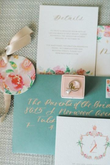 Preppy and Nautical Boathouse Wedding – Elleson Events – Trenholm Photo 14