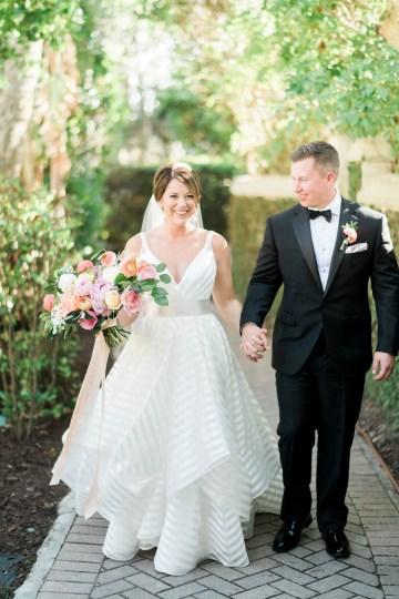 Preppy and Nautical Boathouse Wedding – Elleson Events – Trenholm Photo 29