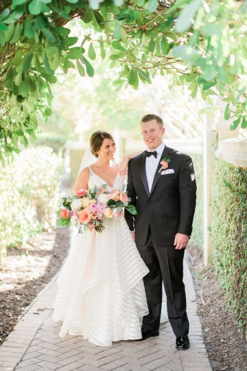 Preppy and Nautical Boathouse Wedding – Elleson Events – Trenholm Photo 30