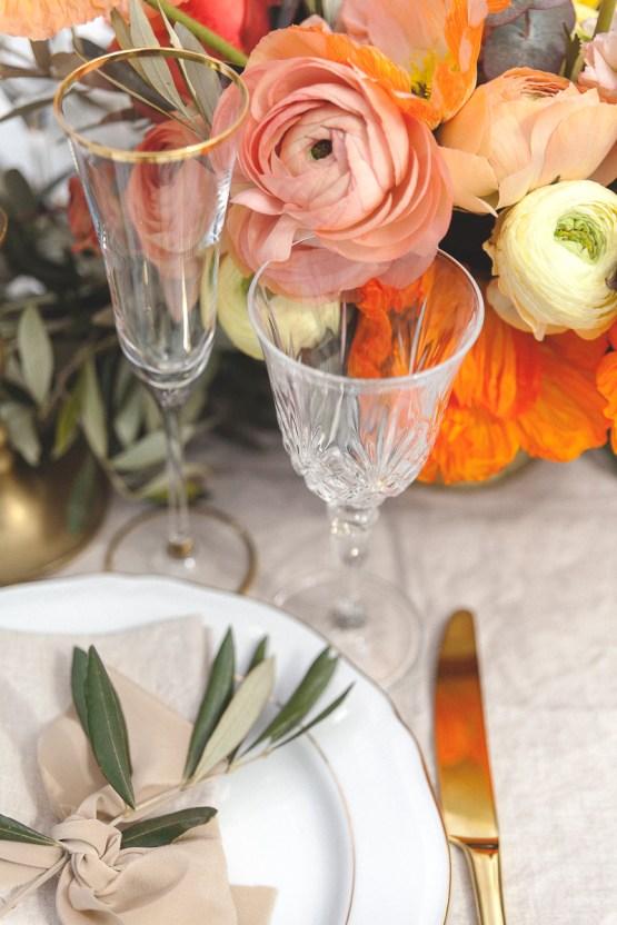 Rustic and Romatic Italian Wedding Inspiration From Tuscany – Tiziana Gallo 18