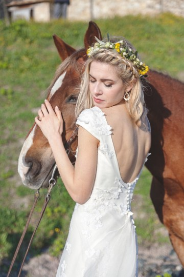 Rustic and Romatic Italian Wedding Inspiration From Tuscany – Tiziana Gallo 33