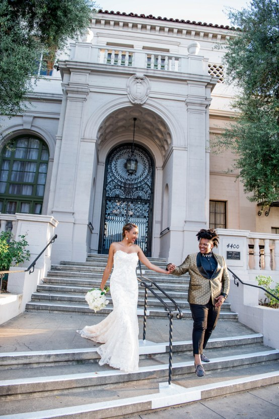 Sparkling and Ornate City Chic Wedding – Kim Fox Photography 24