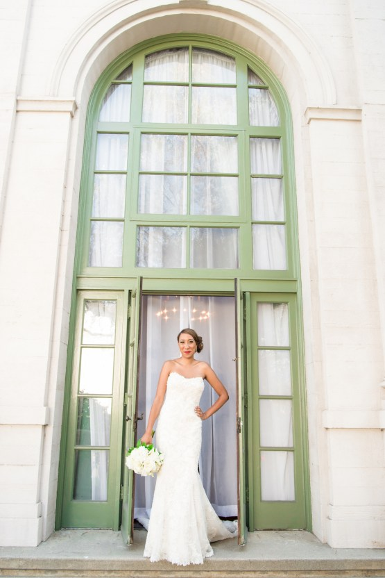 Sparkling and Ornate City Chic Wedding – Kim Fox Photography 6