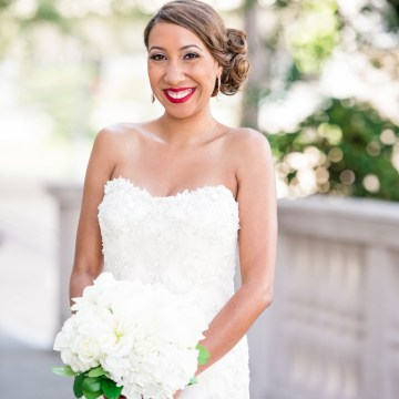 Sparkling and Ornate City Chic Wedding – Kim Fox Photography 9