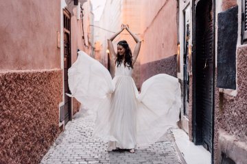 Stunning and Fashionable Moroccan Riad Wedding Inspiration – Studio Phylicia 11