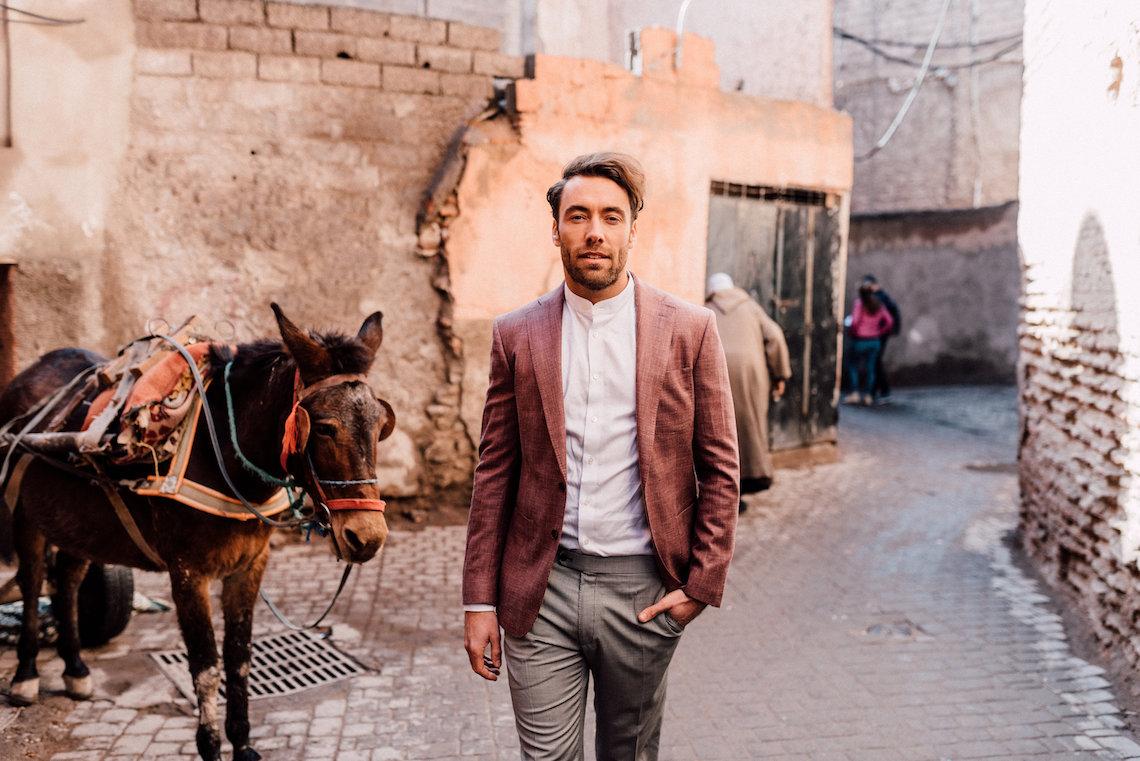 Stunning and Fashionable Moroccan Riad Wedding Inspiration – Studio Phylicia 12