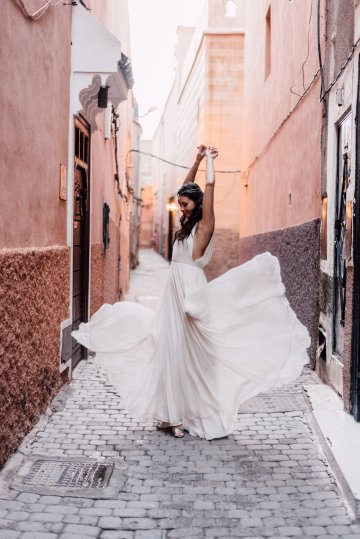 Stunning and Fashionable Moroccan Riad Wedding Inspiration – Studio Phylicia 45