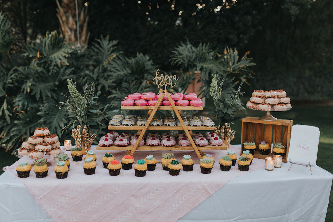 Stylish and Wildly Fun Palm Springs Wedding – The McFarlands 11