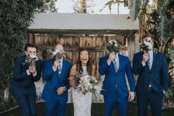 Stylish and Wildly Fun Palm Springs Wedding – The McFarlands 15
