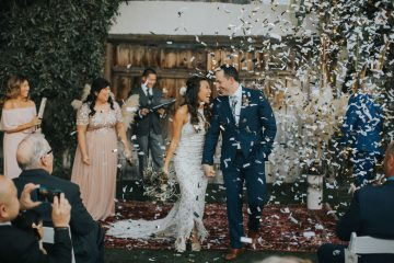 Stylish and Wildly Fun Palm Springs Wedding – The McFarlands 16