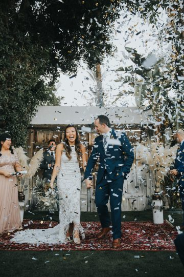 Stylish and Wildly Fun Palm Springs Wedding – The McFarlands 33