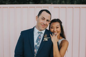 Stylish and Wildly Fun Palm Springs Wedding – The McFarlands 8