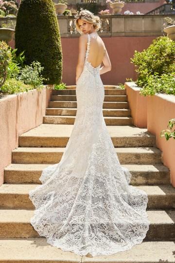 10 Stunning Wedding Dresses By Destination – Val Stefani Cadenza Dress 2
