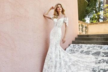 10 Stunning Wedding Dresses By Destination – Val Stefani Edita Dress 5 copy