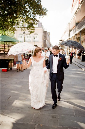 Classy New Orleans Wedding With Brass Band Parade – Arte de Vie Photography 36