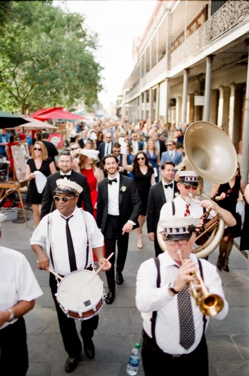 Classy New Orleans Wedding With Brass Band Parade – Arte de Vie Photography 37