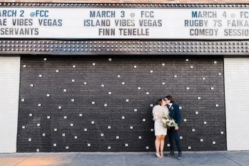 Hip and Colorful Las Vegas Neon Museum Wedding – Kristen Kay Photography 39