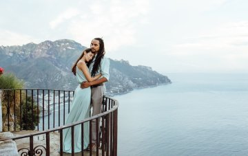 Intimate & Artistic Italian Wedding Film In Ravello