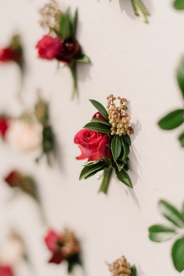 Luxe Mansion Wedding Inspiration Featuring Masculine Florals and Deep Tones – Alex Tenser – Swoon Soiree 40