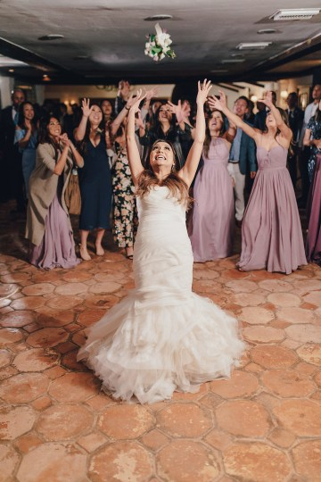 Rustic and Luxurious Southern California Wedding With Stunning Florals – Full Spectrum Photography 55