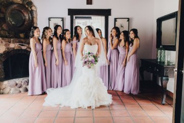 Rustic and Luxurious Southern California Wedding With Stunning Florals – Full Spectrum Photography 59