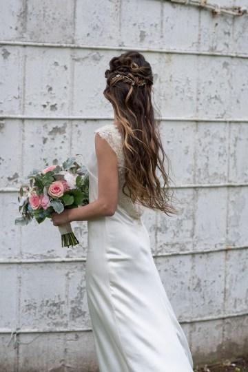 Rustic and Romantic Barn Wedding Inspiration – Boswick Photography 18