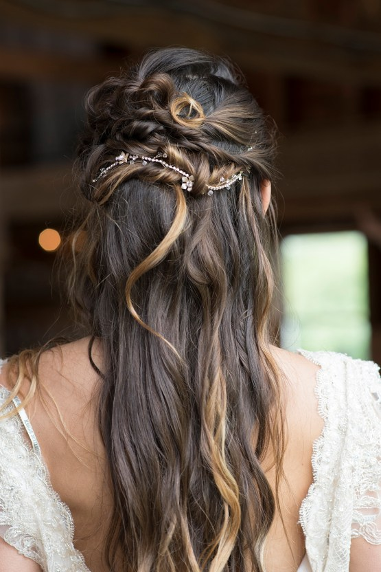 Rustic and Romantic Barn Wedding Inspiration – Boswick Photography 26