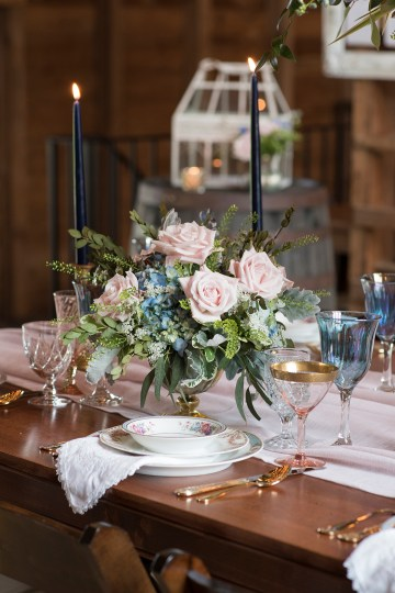 Rustic and Romantic Barn Wedding Inspiration – Boswick Photography 29