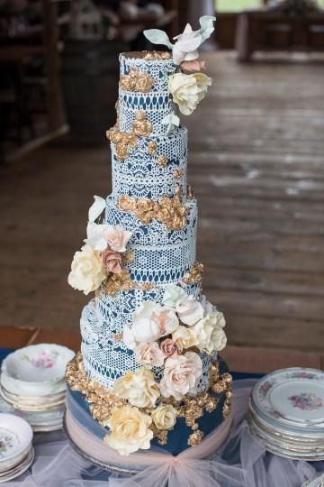 Rustic and Romantic Barn Wedding Inspiration – Boswick Photography 40