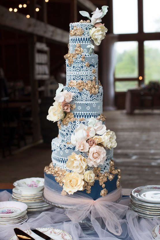 Rustic and Romantic Barn Wedding Inspiration – Boswick Photography 41