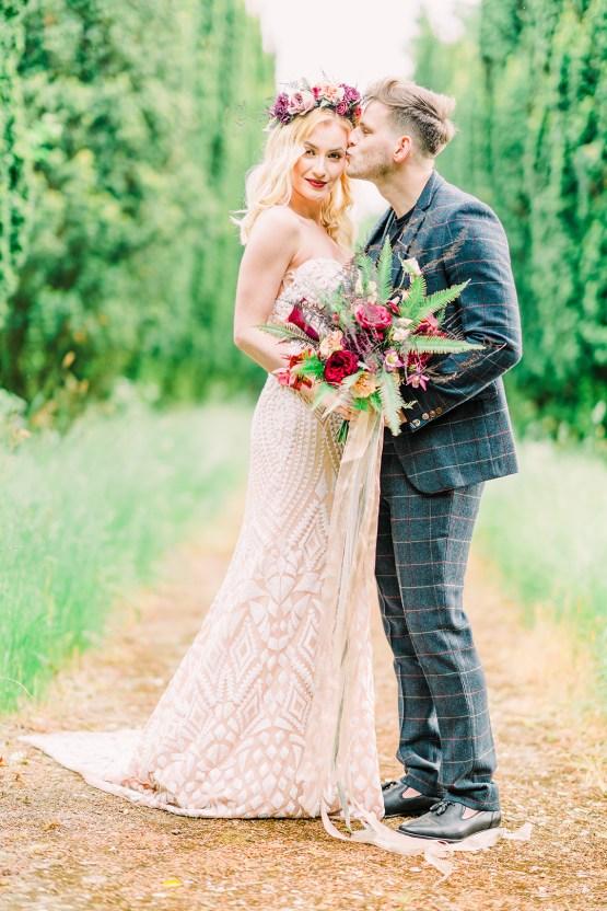 Whimsical Woodland Wedding Inspiration – Ioana Porav Photography 50