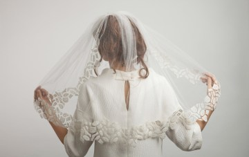 20 Extraordinary Wedding Veils You Haven't Seen Before
