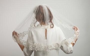 20 Extraordinary Wedding Veils You Haven't Seen Before