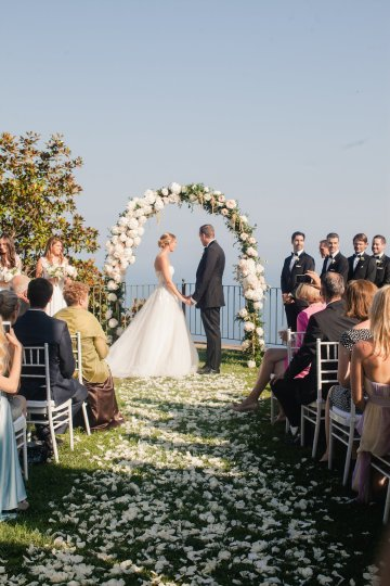 Breathtaking Cliffside Amalfi Coast Destination Wedding – Sandra Aberg 22