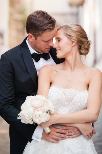 Breathtaking Cliffside Amalfi Coast Destination Wedding – Sandra Aberg 42