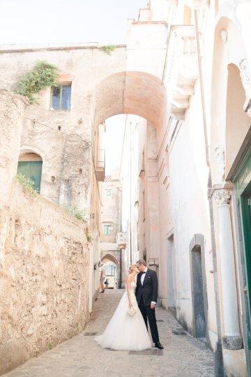 Breathtaking Cliffside Amalfi Coast Destination Wedding – Sandra Aberg 48