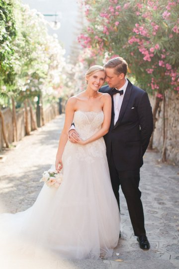 Breathtaking Cliffside Amalfi Coast Destination Wedding – Sandra Aberg 52