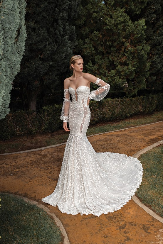 How To Look Like Royalty On Your Wedding Day – Galia Lahav Couture Dress Collection – CAMILLA F2