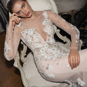 How To Look Like Royalty On Your Wedding Day – Galia Lahav Couture Dress Collection – NEVIS F