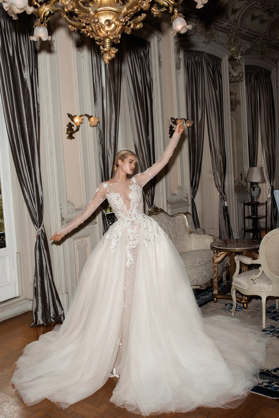 How To Look Like Royalty On Your Wedding Day – Galia Lahav Couture Dress Collection – NEVIS+NOVA F