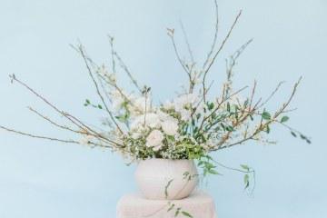 Almond Blossom Editorial