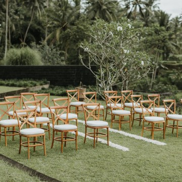 Intimate Jungle Ubud Bali Wedding – Iluminen Photography 2