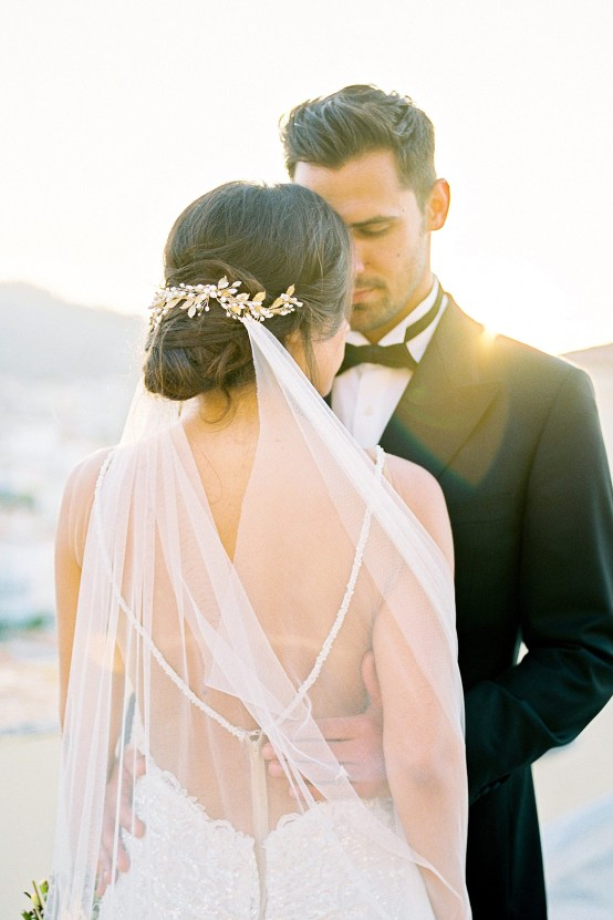 Lavish and Ethereal Greek Hotel Wedding Inspiration – Camilla Cosme Photography 24