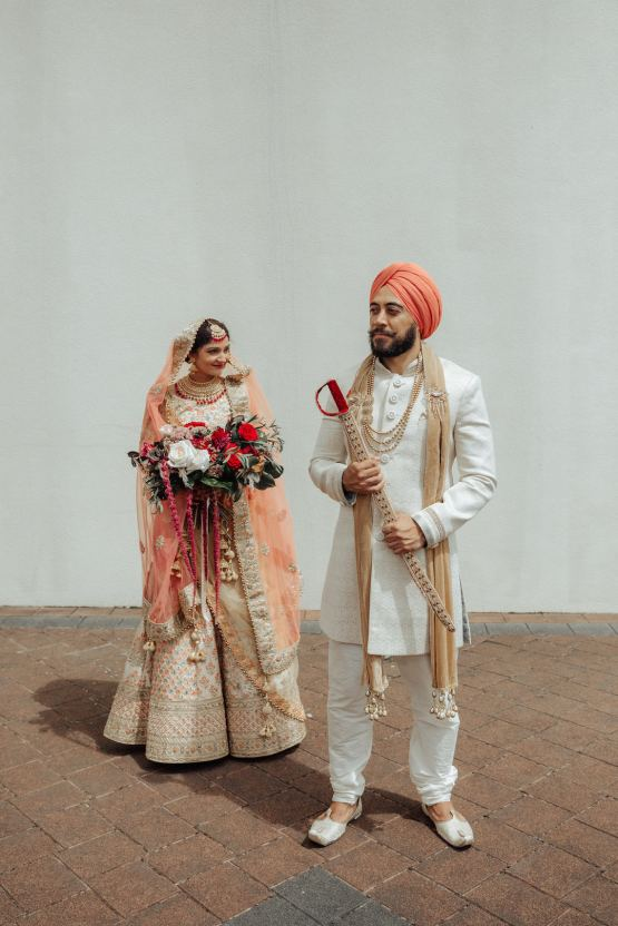 Multicultural Indian Sikh Kiwi Waterfall Wedding – Karen Willis Holmes – Hollow and Co 13